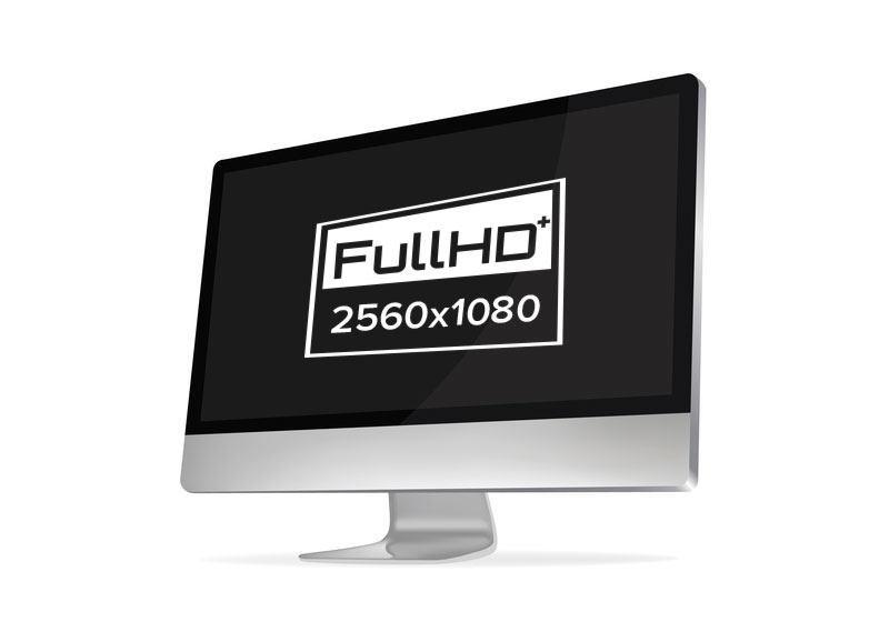Aufnahmen in FULL HD 1296p