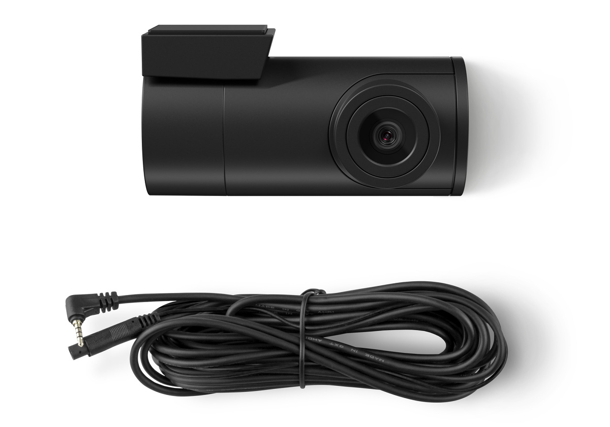 TrueCam H7 rear camera