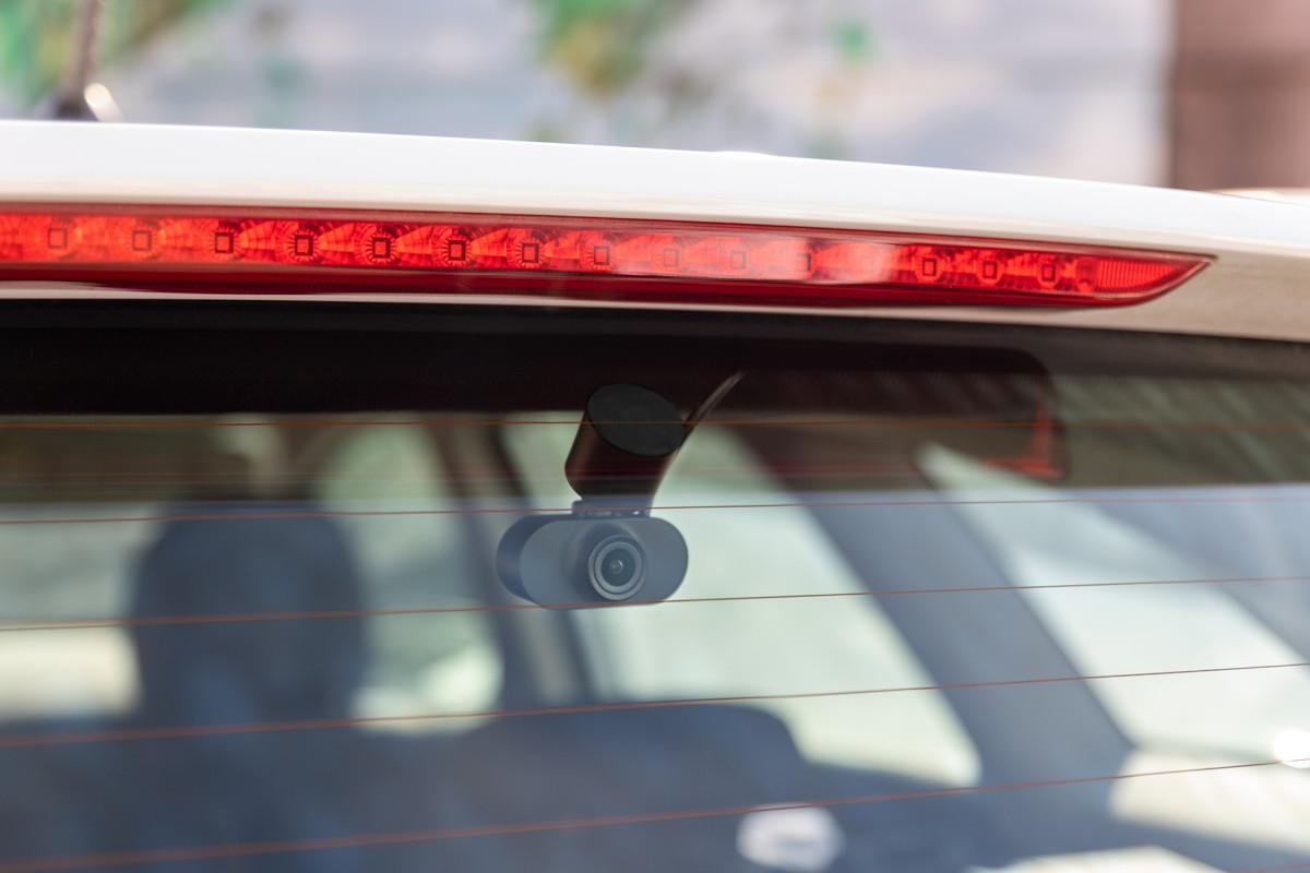 TrueCam M7 GPS Dual rear camera