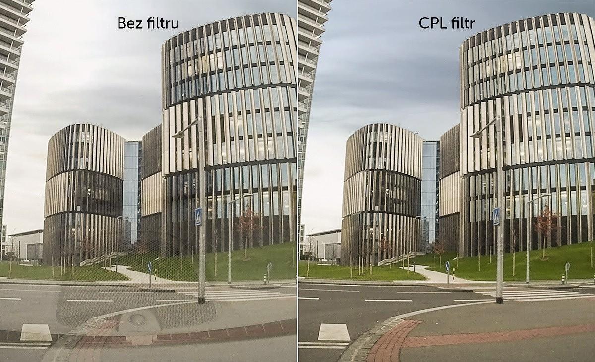 Profesionální záběry díky CPL (doplňkově)