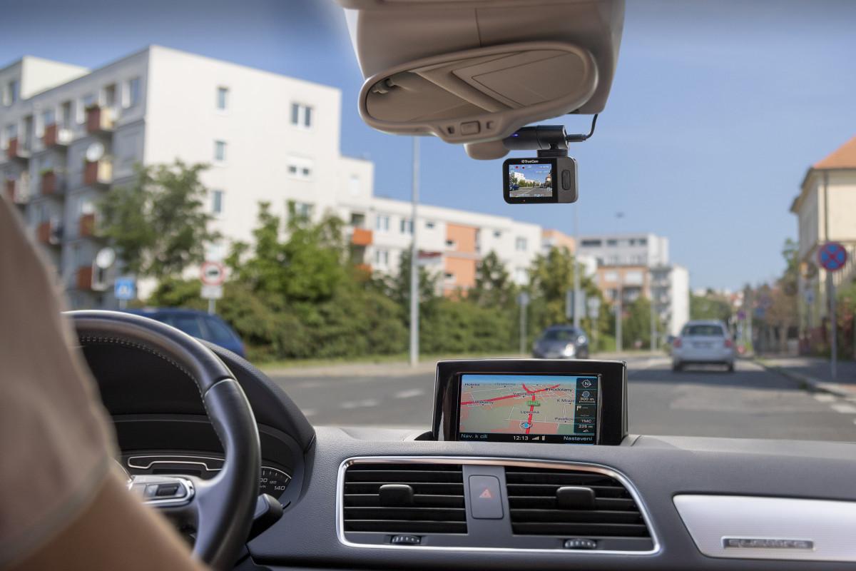 TrueCam M11 – 4K secret weapon for safe driving