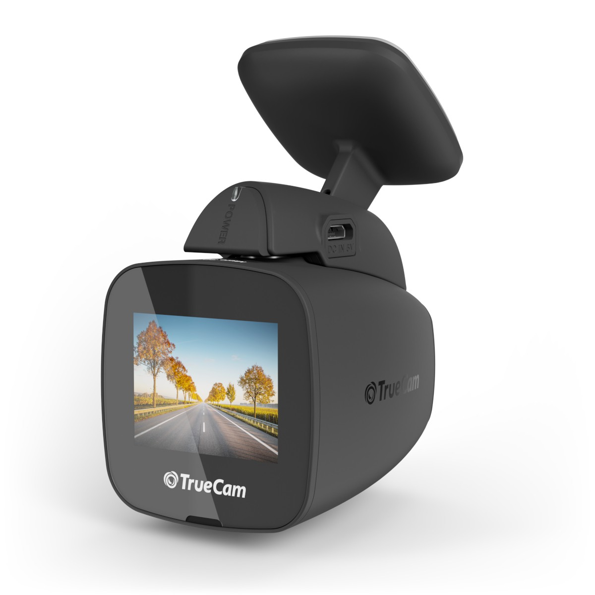 The dash cam that only you know about.
