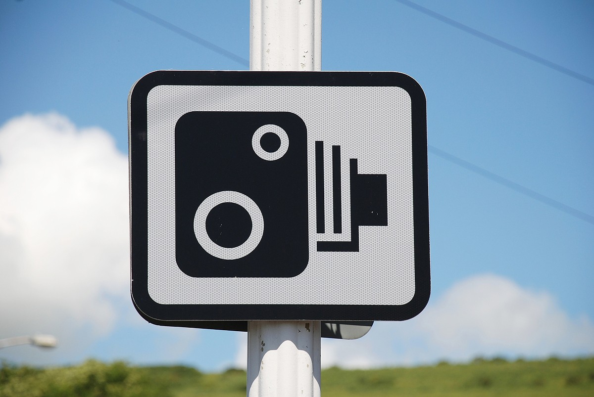 Know about speed cameras in advance