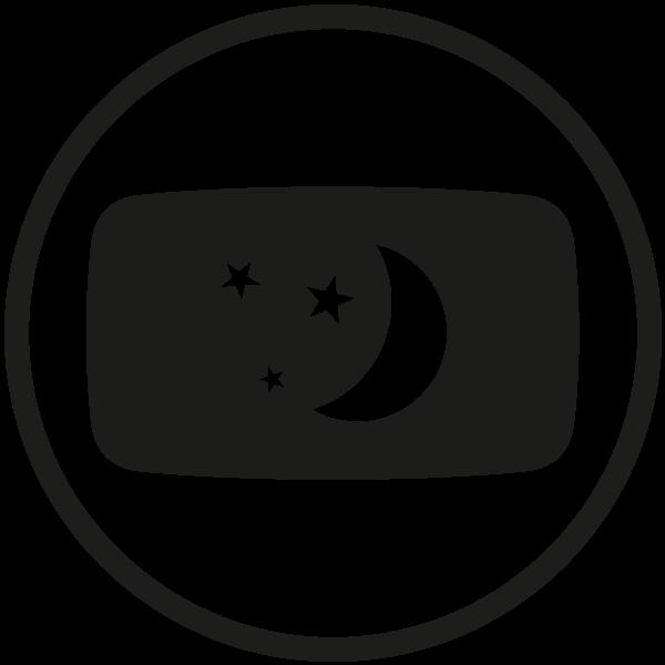 Bildschirmschoner mit Tachometer